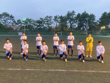 11/7 クラブユーストーナメントU-14(公式戦)