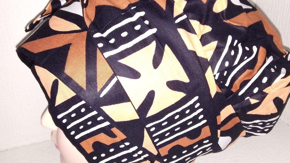 Le turban/ foulard