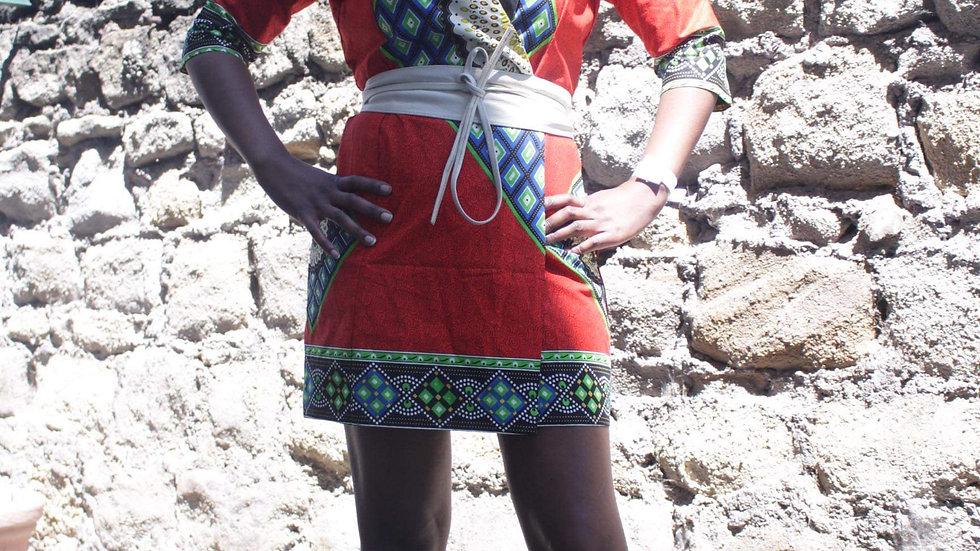 La robe/ tunique