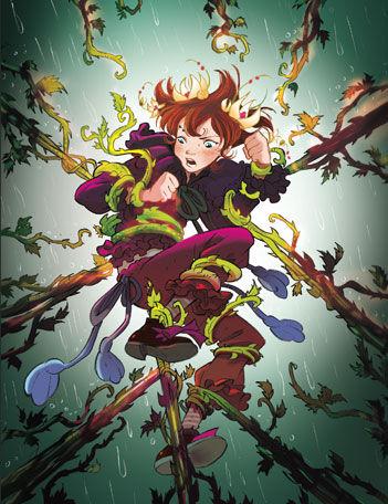 Fairy Oak, Lavender, Periwinkle, Pervinca, Elisabetta Gnone, Bombus