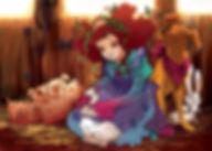 Fairy Oak, Shirley, Poppy, Elisabetta Gnone, Bombus
