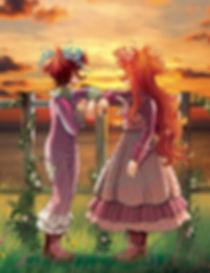 Fairy Oak, Lavender, Heather, Periwinkle, Vaniglia, Pervinca, Elisabetta Gnone, Bombus