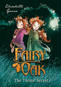 Fairy Oak, The Twins' Secret, Il segreto delle gemelle, Elisabetta Gnone, Bombus, Alastair McEwen