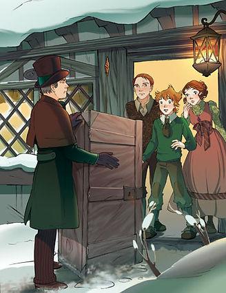 Fairy Oak, Burdock, Elisabetta Gnone, Bombus