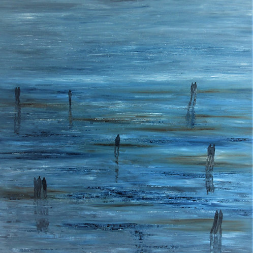 Jo Holdsworth 'Into the Blue'