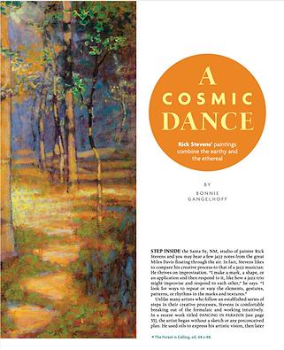 Article - Rick Stevens : Southwest Art M