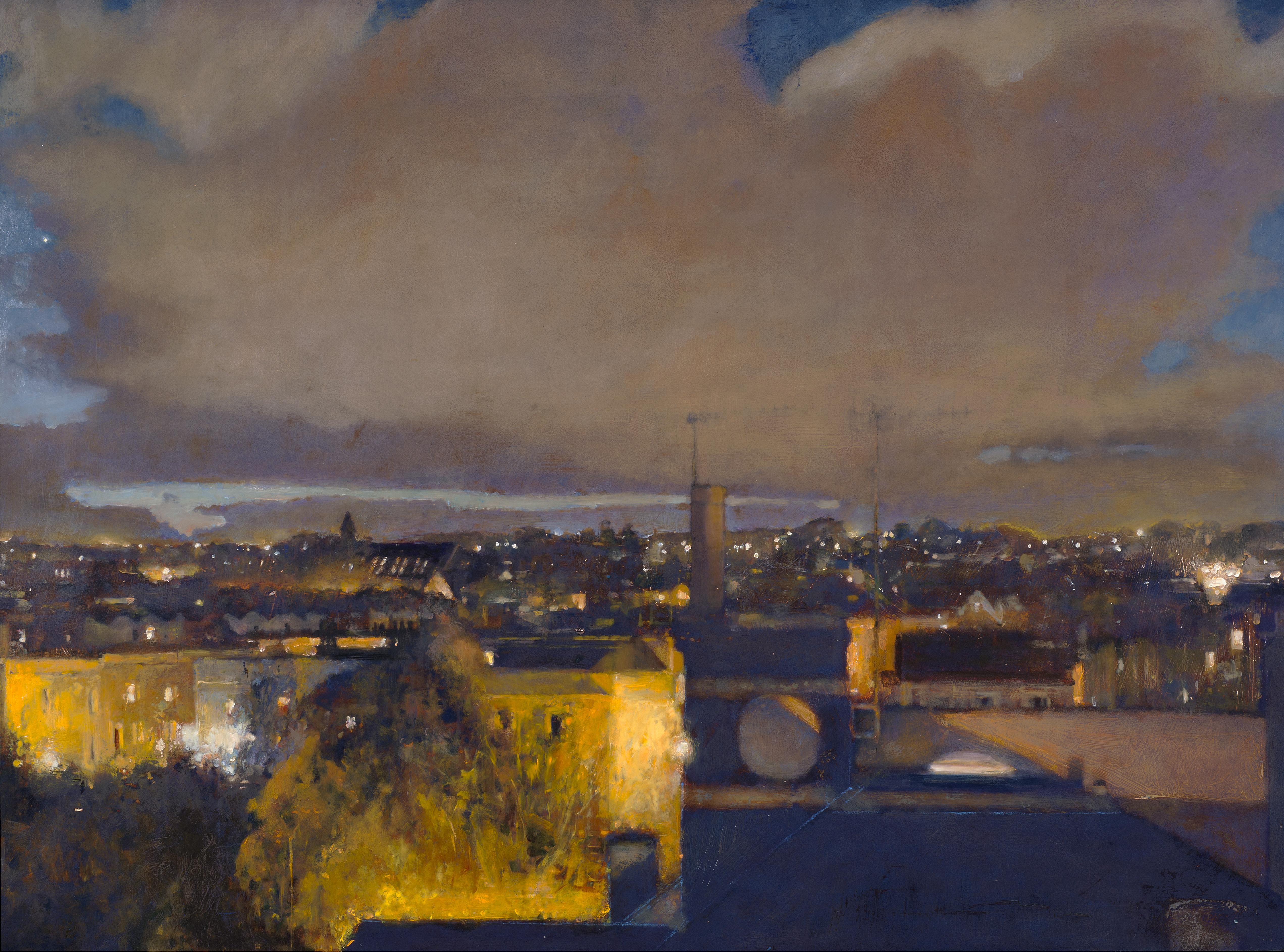 'Evening Light - Redland' - Peter McGrat