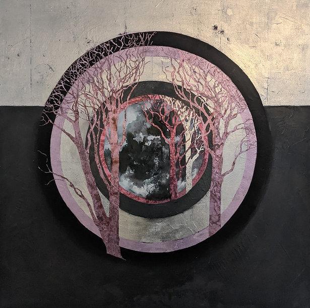 Rose Silver Trees - Lorraine Thorne.jpeg