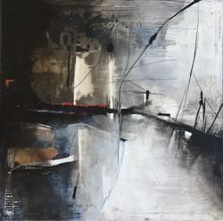 O paraiso painting 100x100