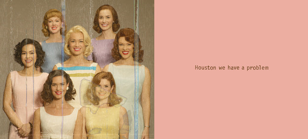 'Untitled XV Space - Houston we have a Problem'
