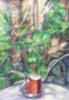 'London Garden II' - Dido Powell.JPG