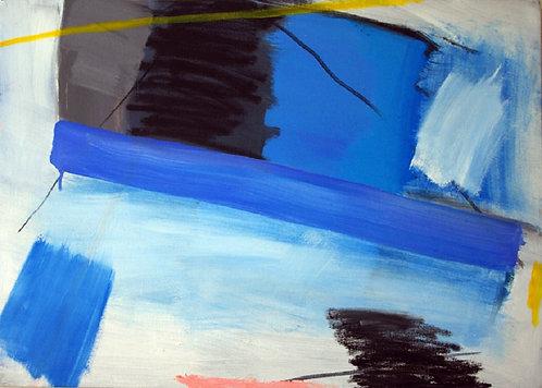 Lorraine Molins  'Bedroom Blue'