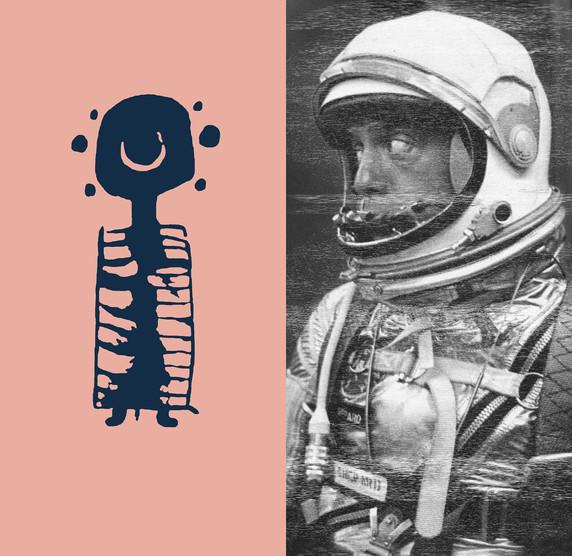 'Untitled III Space' (Final Frontier)