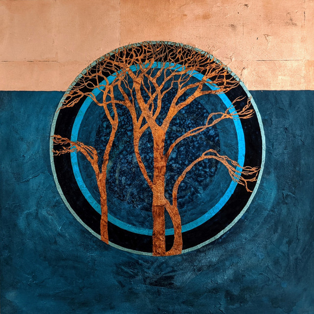 'Circle of Life / Dark Interior'