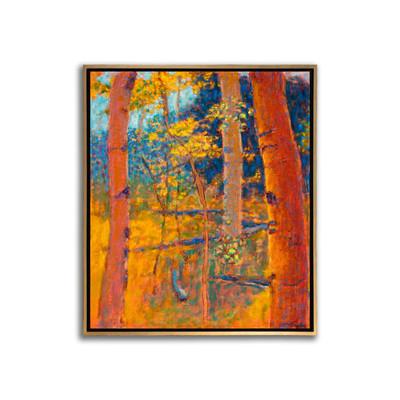 'High Mountain Aspens' (in the frame)