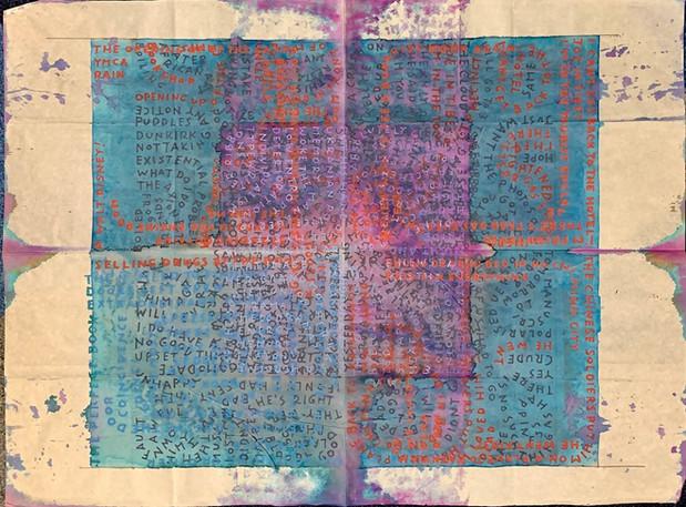 'Manuscript IX'