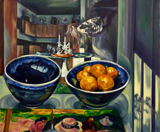 'Colliding Kitchens' (Sold)