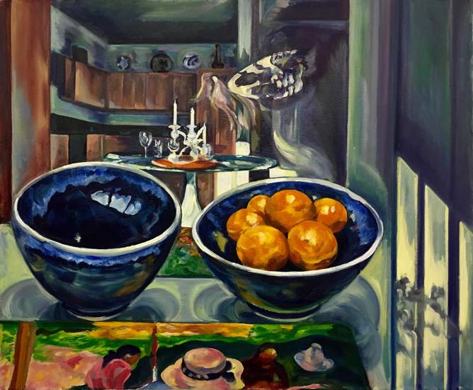 'Colliding Kitchens'