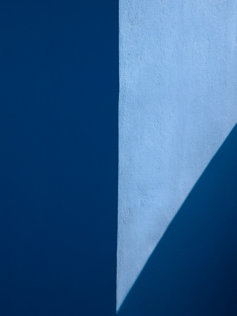 'Shades of Blue'