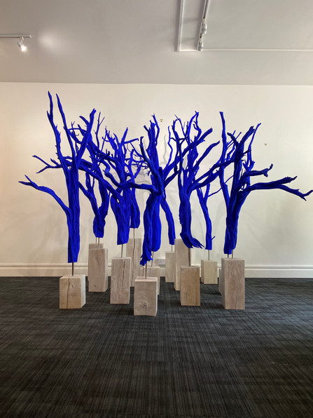 'The Blue Trees' (image 1)