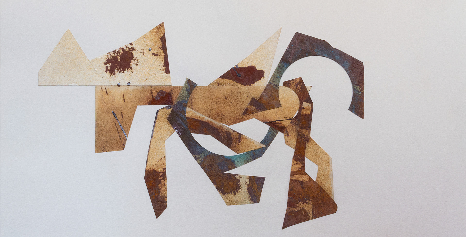 'Rust Collage #4'