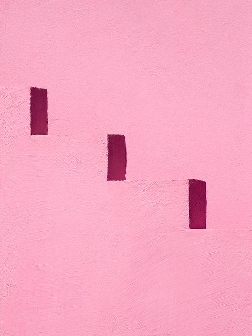 Daniel Holfeld   'Pink Steps'
