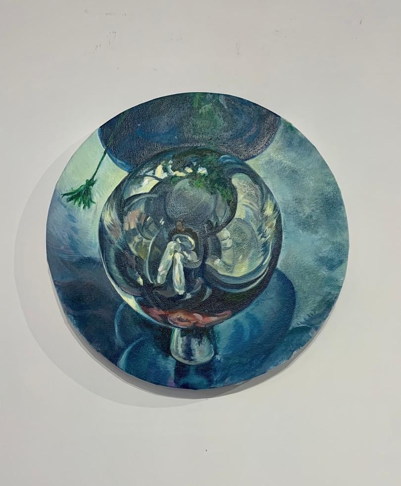 'In my Bubble'