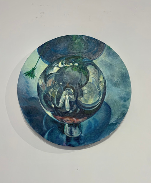 'In my Bubble' (Sold)