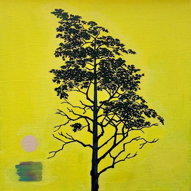 Tree-Nature Portrait  (3) (Sold)