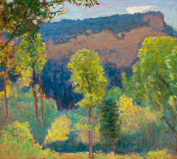 'Gallina Canyon'
