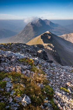 The mighty Liathach