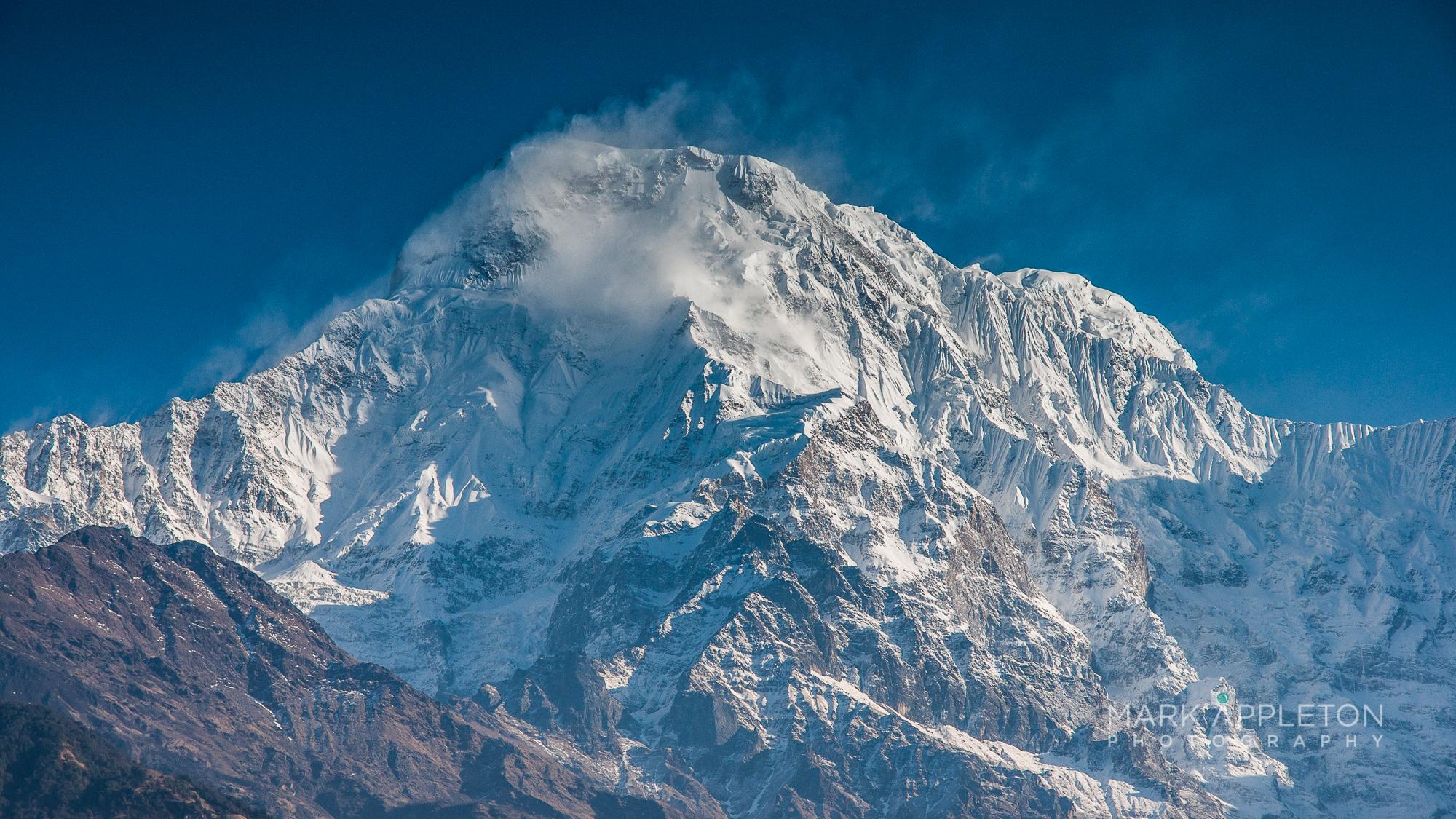 Annapurna, NepaNEP1593