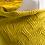Thumbnail: Seashore Merino Textured Women's Poncho - Mustard