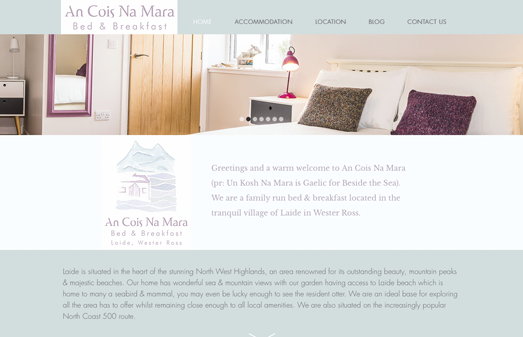 Websites by Mark Appleton Design