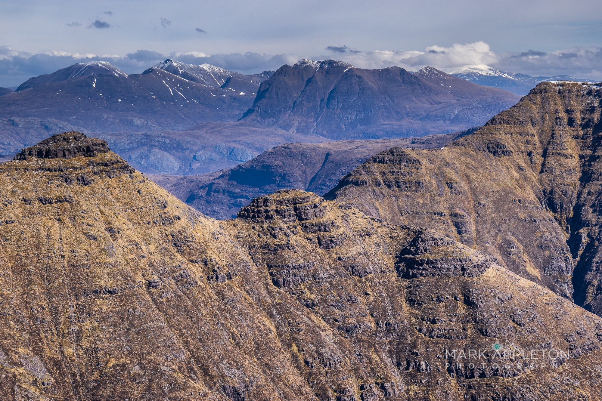 Horns of Alligin, Torridon