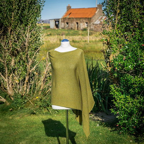Highland Poncho - assorted colours