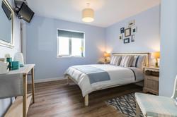 Plover double room, An Cois Na Mara