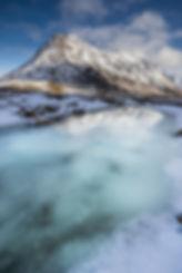 Beinn Dearg, Torridon Mountains Wester Ross Photograph