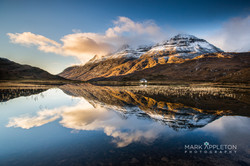 Liathach reflections