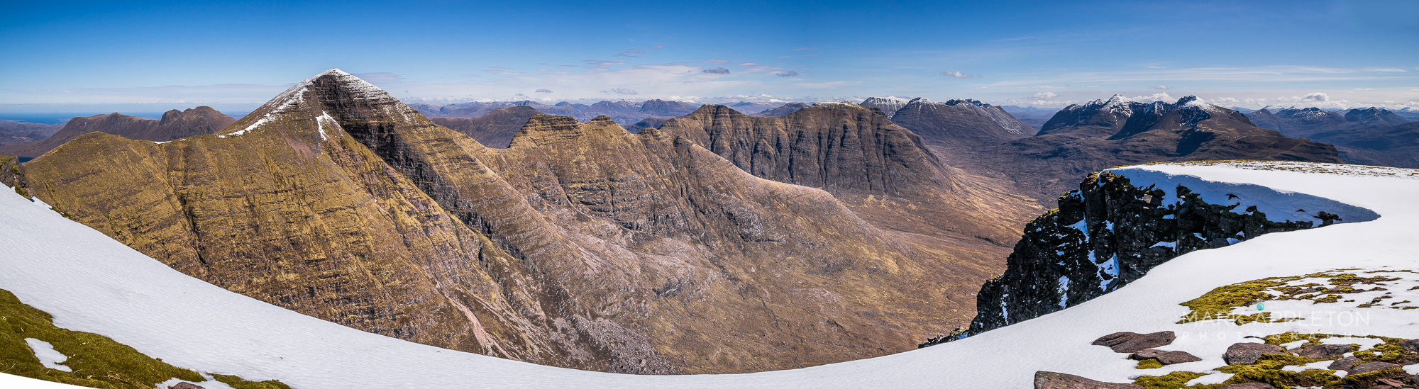 Torridon panoramic