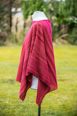 'With Love' Poncho