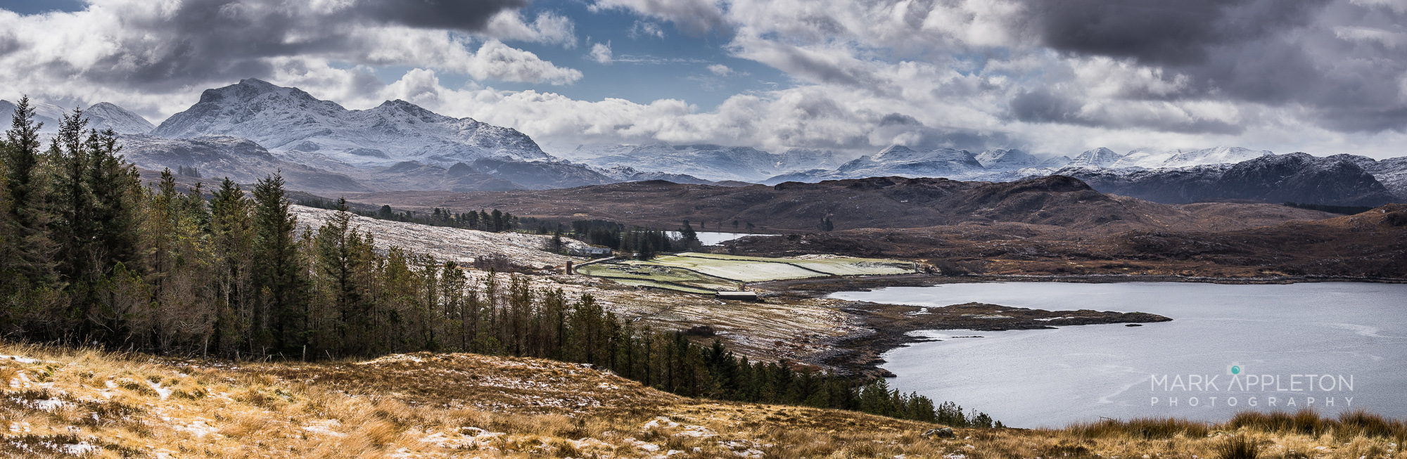 Loch Thurnaig, Torridon