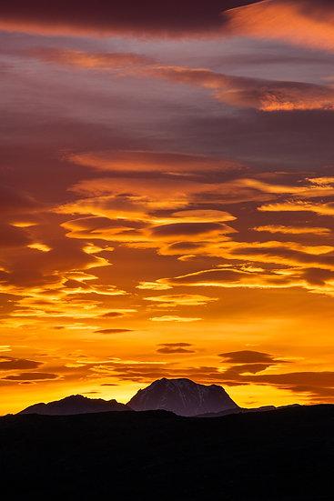 Sunrise Slioch