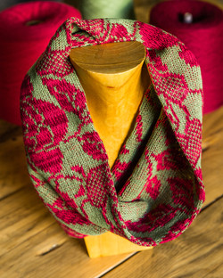 'With Love' Rose Cowl