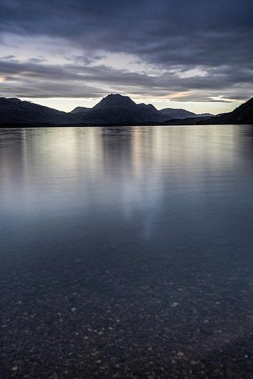 Early morning light on Loch Maree