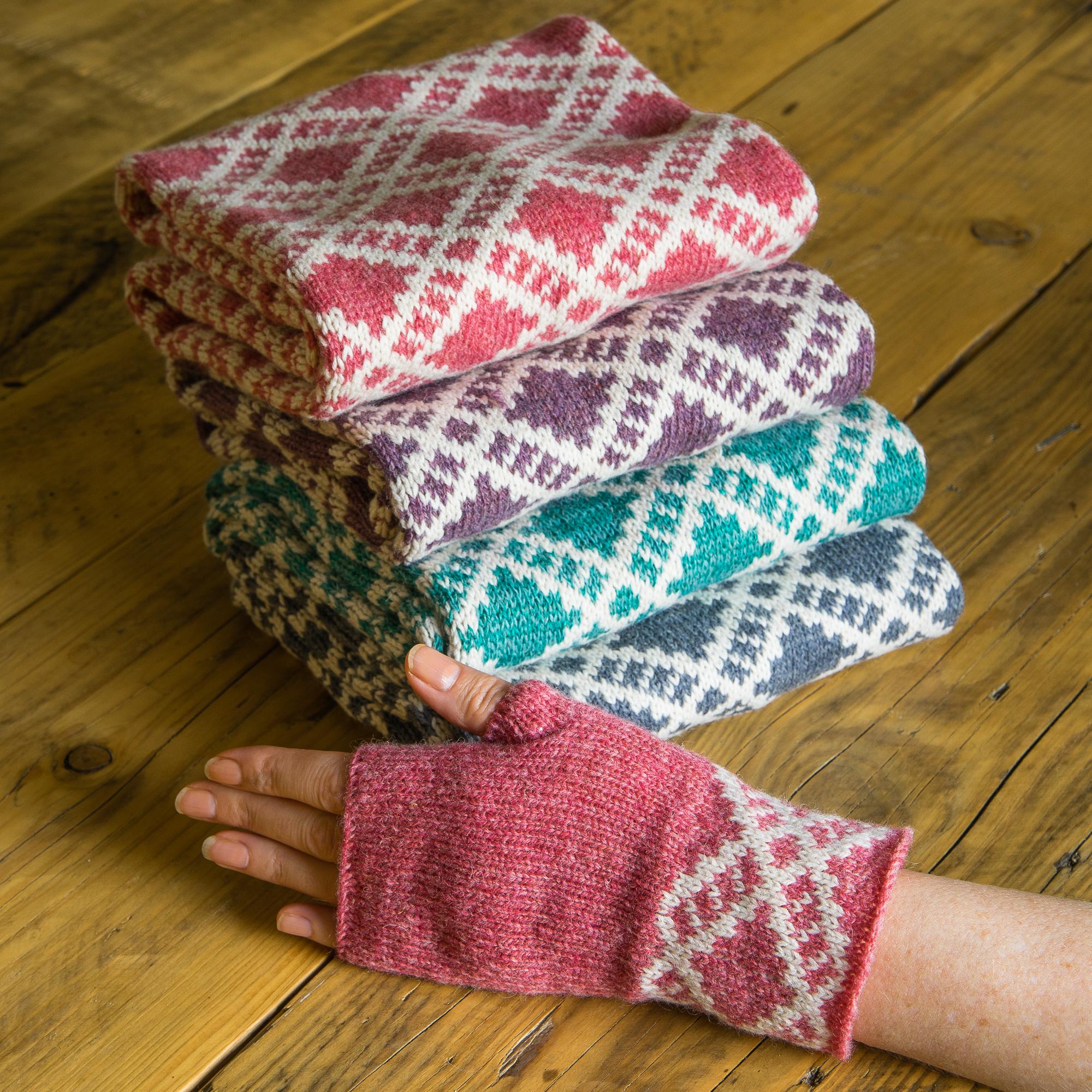 Elizabeth Larsen Knitwear.