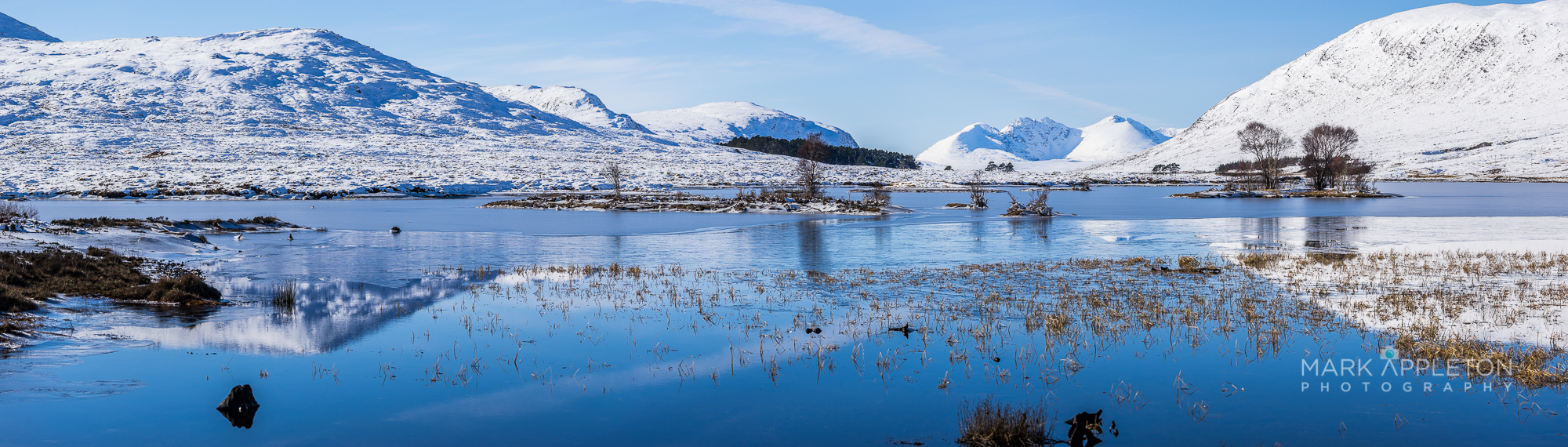Loch Droma, An Teallach