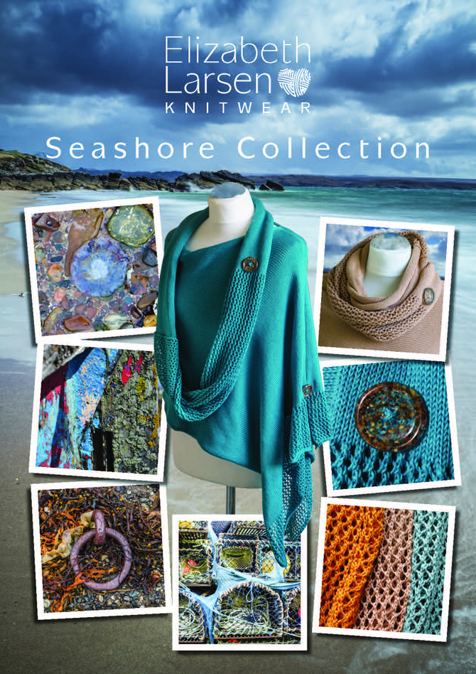 The inspiration behind my new Seashore Collection