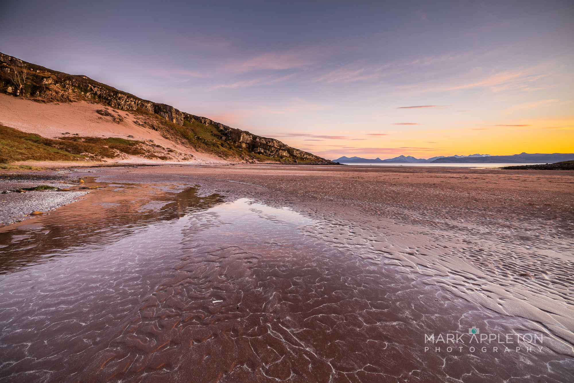 Sand Beach, Applecross