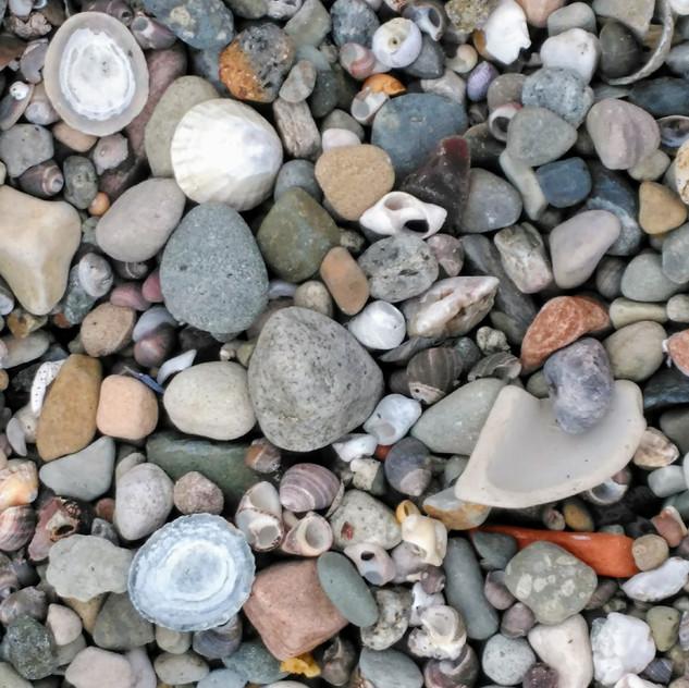 pebbles Arran